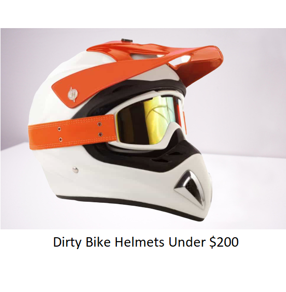 Dirty Bike Helmets Under $200