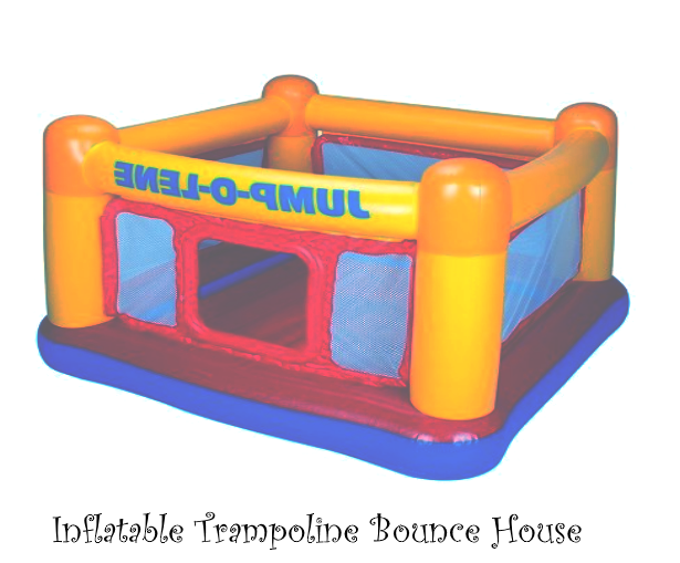 Inflatable Trampoline Bounce House