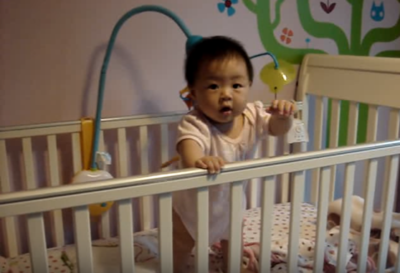 Climbing Out Of Crib