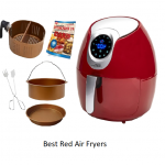 The Best Red Air Fryers Of 2020 Reviews