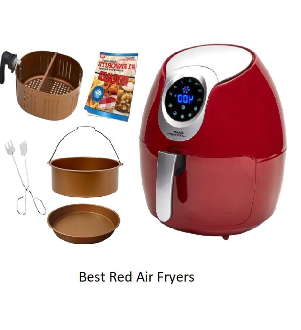 Best Red Air Fryers
